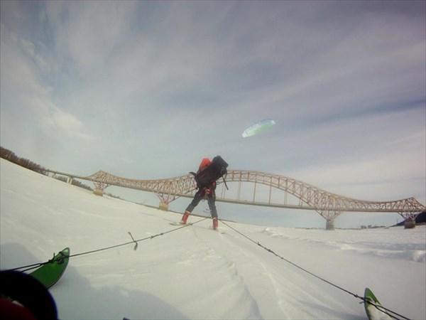 Впереди мост!